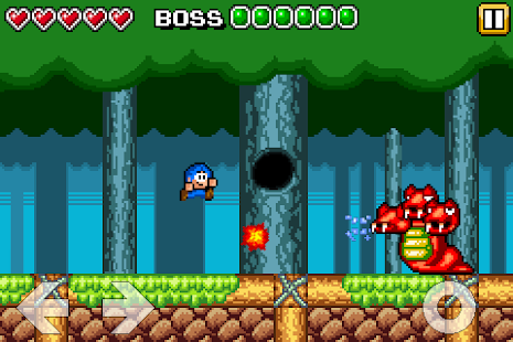 Bloo Kid Screenshot 6