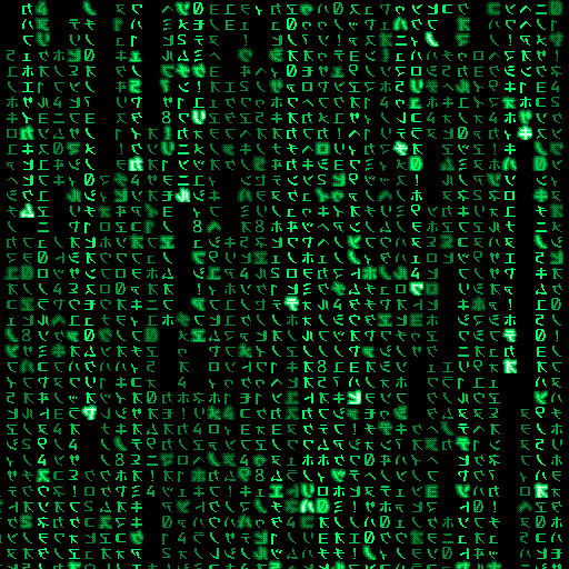 Matrix Live Wallpapers Icon