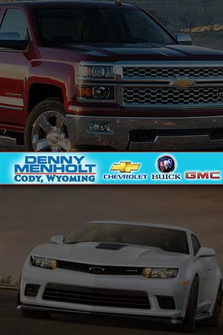 Denny Menholt Cody WY