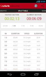 Runtastic Road Bike PRO Screenshot 3