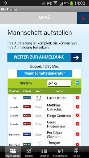 【免費運動App】Bundesliga-Trainer ZGO-APP點子
