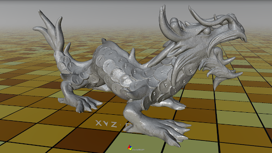 Buf3D+ 3d viewer & convert screenshot 2