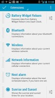 Screenshot of Dashclock Bluetooth Extension