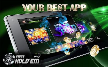 Live Hold'em Pro – Poker Games Screenshot 23