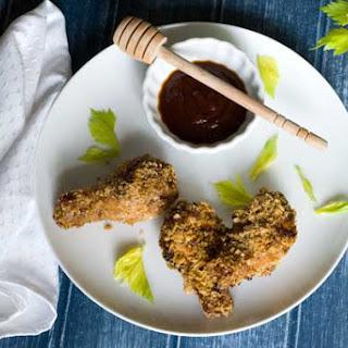 Gluten Free Crispy Chicken Wings.