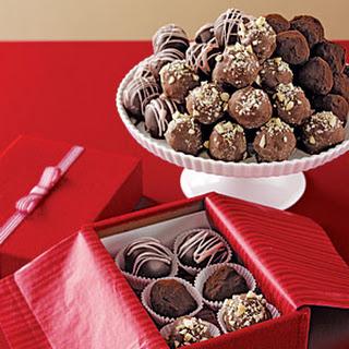 Classic Chocolate Truffles