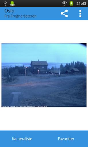 Webkamera Norge