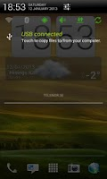 Screenshot of HTC.EleganceX CM10/CM10.1