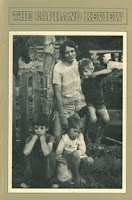 The Capilano Review - Front Cover - Fall 1975