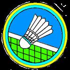 Badminton Tactics Board Lite icon