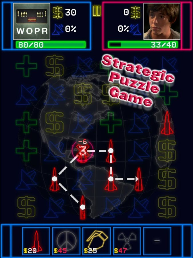 WarGames: WOPR - screenshot