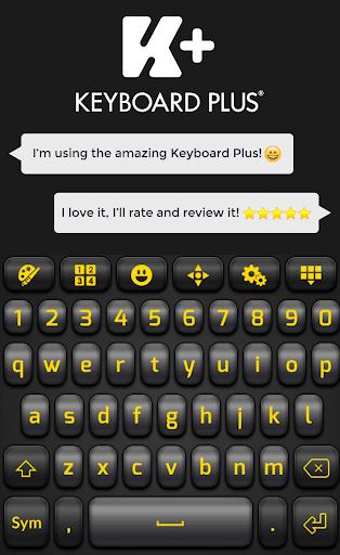 潇洒的键盘主题