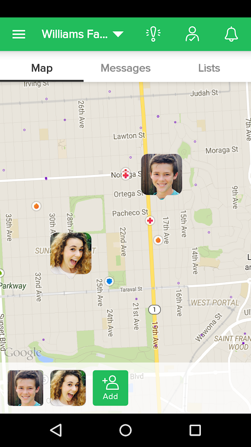 GPS Tracker Pro - screenshot