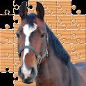 Puzzle Horses logo