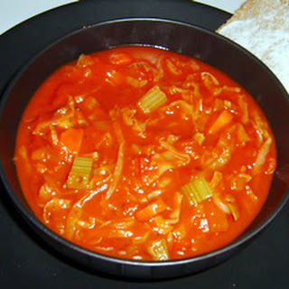 Old-World Cabbage Soup.