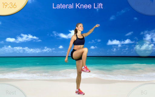 女人锻炼 Women Workout