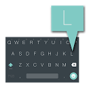 Descarga ya el keyboard de Android-OS L desde la Google® Play Store