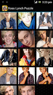 Ross Lynch Puzzle Free - screenshot thumbnail