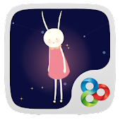 Lulurabbit GO Launcher Theme
