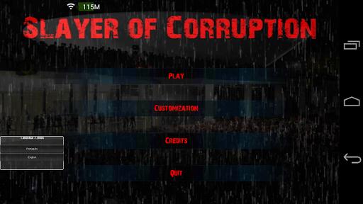 Slayer of Corruption