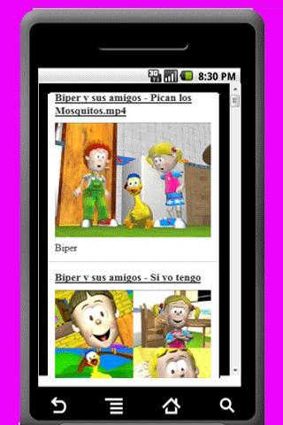 Canciones cristianas   niños- screenshot