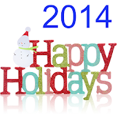2014 Holidays Schedule