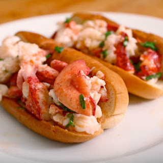 Connecticut-Style Warm Buttered Lobster Rolls