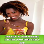 Eat 'N' Lose Weight Faster App