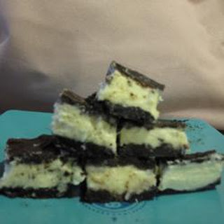 Chocolate Cookie Nanaimo Bars