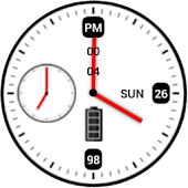 Maestro Clock Widget [Free]