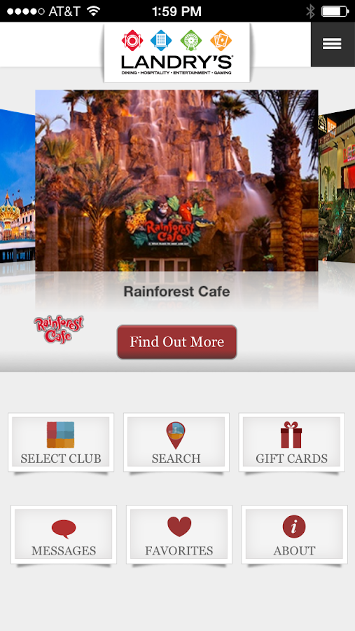 Landrys Select Club- screenshot
