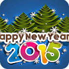 Happy New Year 2015 Wallpaper icon