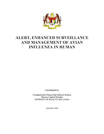 KKM BKP Alert of Influenza