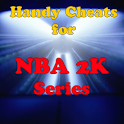 NBA 2K All Series Cheats icon