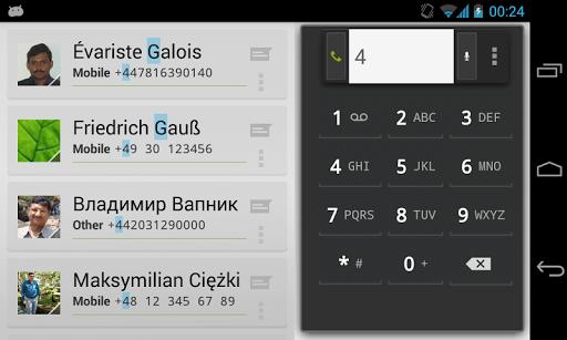 【免費通訊App】Intelliphone dialer-APP點子