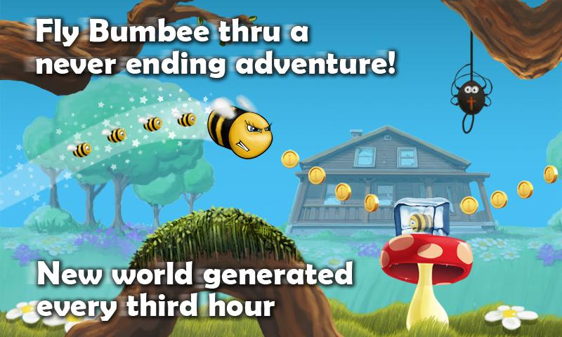 Bumbee - screenshot