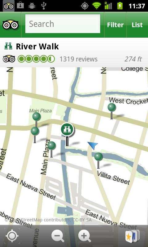 San Antonio City Guide screenshot #2