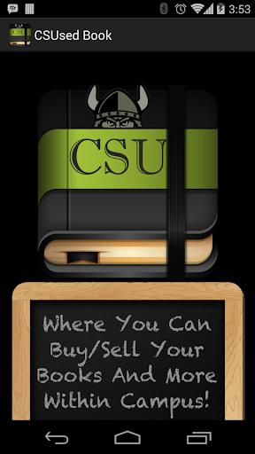 CSUsed Book Cleveland State U