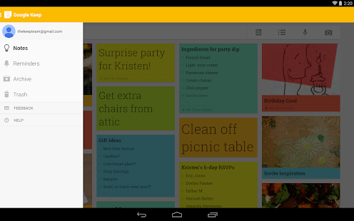 Google Keep Screenshot 29