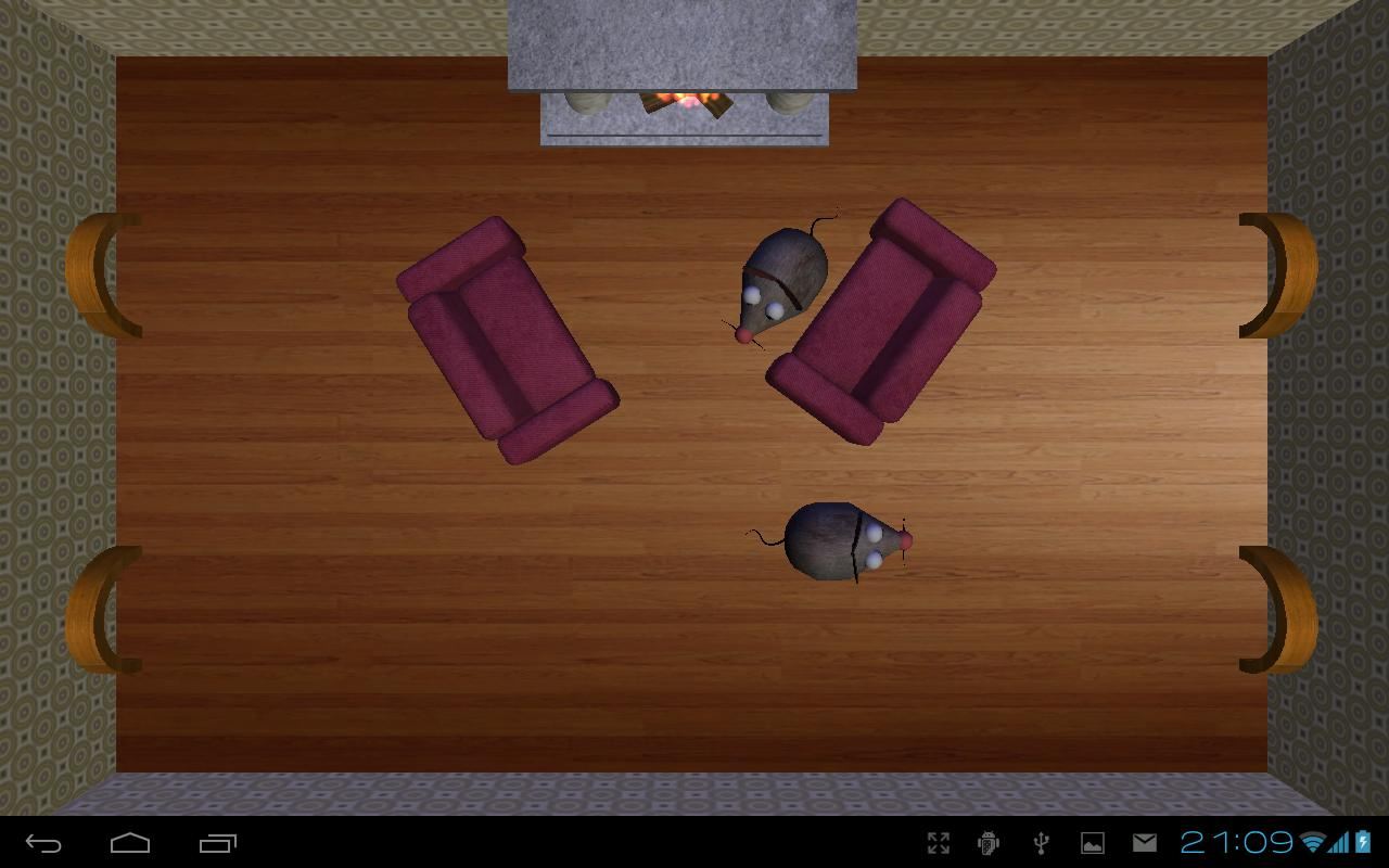 Cat Game- screenshot