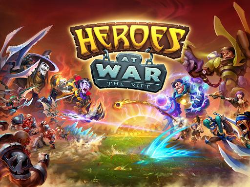 Heroes at War: The Rift