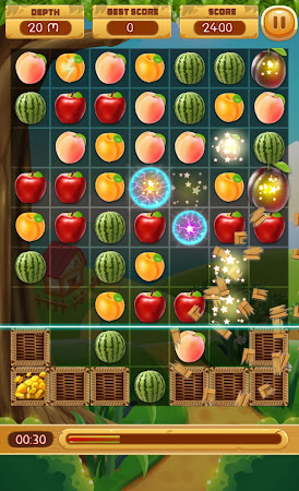 Fruit Crush - Match 3 games 1.2 screenshot 242242