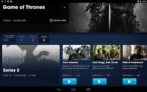 blinkbox - Watch Movies & TV - screenshot thumbnail