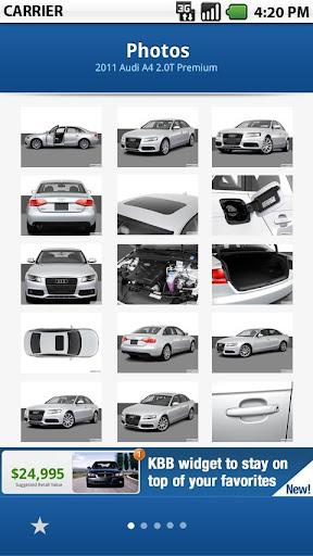 KBB.com - New & Used Car Prices screenshot
