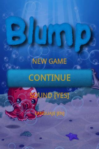 Blump- screenshot