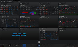 Screenshot of Cyclos ZTrade