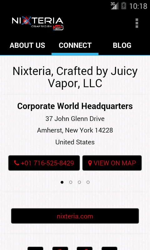 JuicyVapor- screenshot