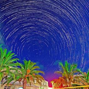 Oneway by Mark Santos - Landscapes Starscapes ( Lighting, moods, mood lighting )