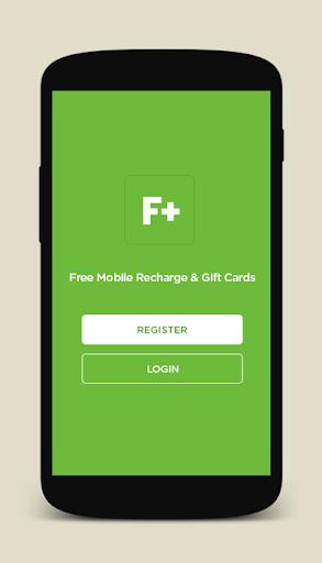 FreePlus Free Mobile Recharge