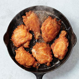 Skillet-Fried Chicken.